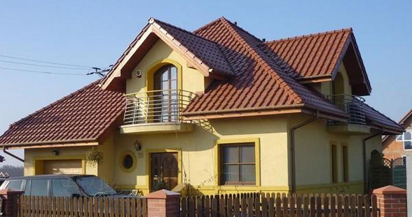 Stöckiges Haus