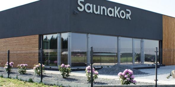 Siedziba firmy SaunaKor