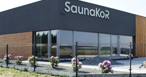 Firmensitz von SaunaKor