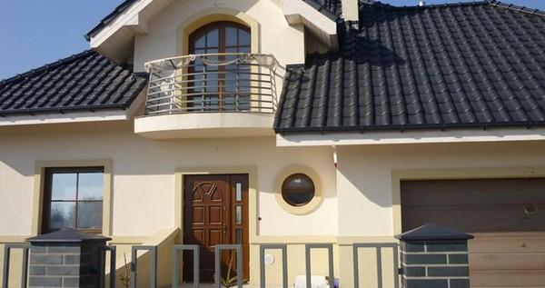 Multi-storey house