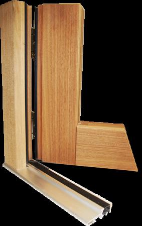 Profile der Außentür