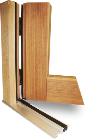 Profil drzwi zewnętrznych